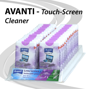 Avanti Optics Touch Screen Cleaner